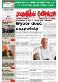 Solidarność Górnicza, 2010, nr5