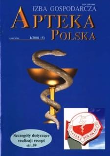 Apteka Polska, nr 5, czerwiec 2001