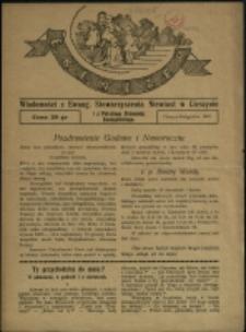 Ebenezer : wiadomości z Ewang. Stowarzyszenia Niewiast w Cieszynie i Polskiego Diakonatu Ewangelickiego, 1937, Nr 1