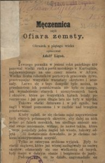 Katolik. Kalendarz górnoszląski na rok 1884, R. 14