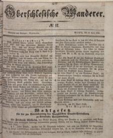Der Oberschlesische Wanderer, 1848, Jg. 21, nr17