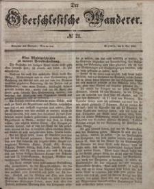 Der Oberschlesische Wanderer, 1848, Jg. 21, nr21