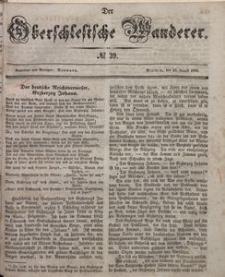 Der Oberschlesische Wanderer, 1848, Jg. 21, nr39