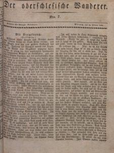 Der Oberschlesische Wanderer, 1830, Jg. 3, nr7