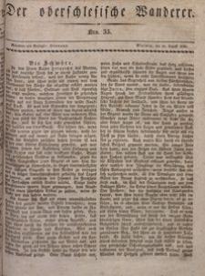 Der Oberschlesische Wanderer, 1830, Jg. 3, nr35