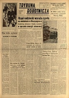 Trybuna Robotnicza, 1954, nr6