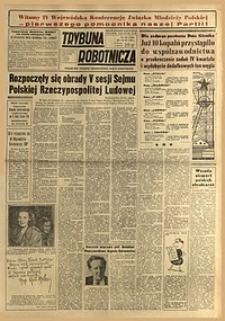 Trybuna Robotnicza, 1954, nr228