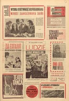Trybuna Robotnicza, 1974, nr302