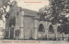 Częstochowa. Wystawa Przemysłu i Rolnictwa. 1909. Muzeum Przemysłu Ludowego