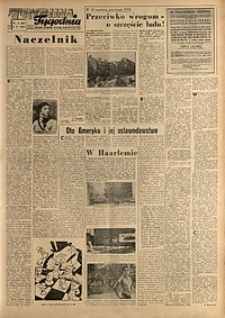 Trybuna Tygodnia, 1952, nr 5
