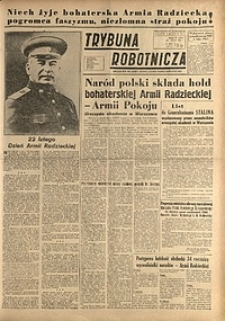 Trybuna Robotnicza, 1952, nr47