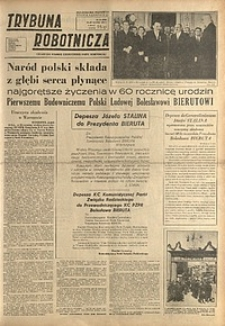 Trybuna Robotnicza, 1952, nr94