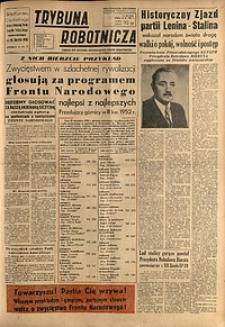 Trybuna Robotnicza, 1952, nr249