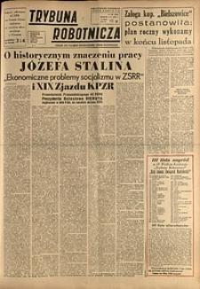 Trybuna Robotnicza, 1952, nr267