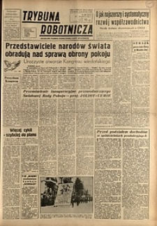 Trybuna Robotnicza, 1952, nr299