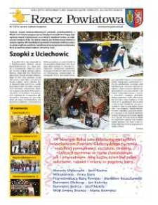 Rzecz Powiatowa : biuletyn informacyjny Samorządów Powiatu Głubczyckiego 2014, nr 1.