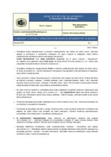 Komunikat o sytuacji społeczno-gospodarczej województwa śląskiego, 2012, nr1