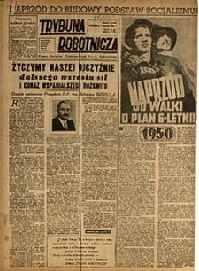 Trybuna Robotnicza, 1950, nr1