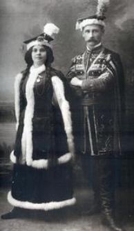 Justyna i Stanisław Ryxowie