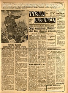 Trybuna Robotnicza, 1950, nr110
