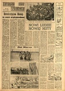 Trybuna Tygodnia, 1950, nr 13
