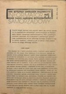 Informator Samorządowy, 1981, nr 1 (20 XI)