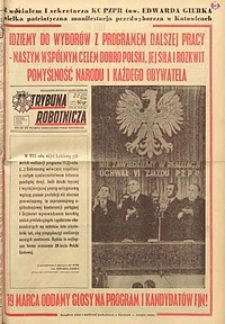 Trybuna Robotnicza, 1972, nr44
