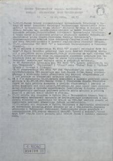 """Serwis Informacyjny Śląsko-Dąbrowskiej Komisji Wykonawczej NSZZ """"Solidarność"""", 1989, nr 15"""