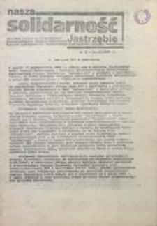Nasza Solidarność Jastrzębie, 1980, nr 3