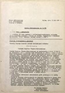 Serwis Informacyjny, 1981, nr 71