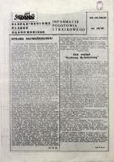 Informacje Pogotowia Strajkowego, 1981, nr 18/19
