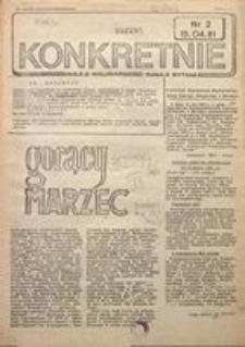 Konkretnie, 1981, nr 2