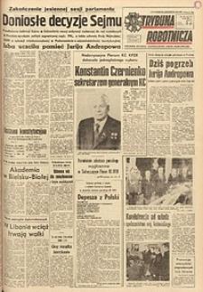 Trybuna Robotnicza, 1984, nr38