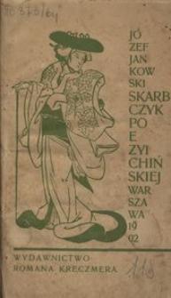 Skarbczyk poezyi chińskiej