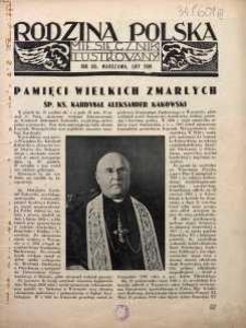 Rodzina Polska : miesięcznik ilustrowany, 1939, R.13, Nr 2 - luty