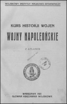 Wojny napoleońskie : z atlasem