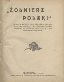 """""""Żołnierz polski"""""""