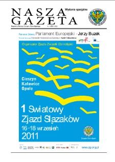 Nasza Gazeta, R. 6, nr 1 (22), 2011