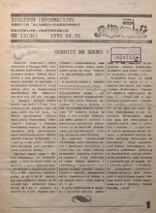 Biuletyn Informacyjny, 1990, nr13