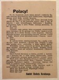 Polacy! Komitet Obchodu Narodowego