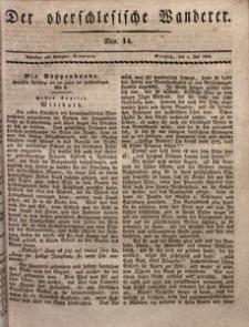 Der Oberschlesische Wanderer, 1828, Jg. 1, nr14