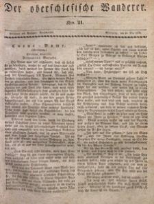 Der Oberschlesische Wanderer, 1829, Jg. 2, nr21