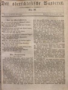 Der Oberschlesische Wanderer, 1829, Jg. 2, nr46