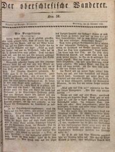 Der Oberschlesische Wanderer, 1829, Jg. 2, nr51