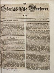 Der Oberschlesische Wanderer, 1849, Jg. 22, nr20