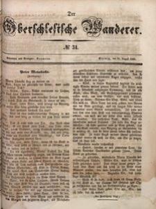 Der Oberschlesische Wanderer, 1849, Jg. 22, nr34