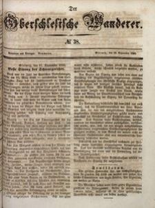 Der Oberschlesische Wanderer, 1849, Jg. 22, nr38