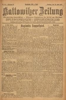 Kattowitzer Zeitung, 1923, Jg. 55, nr155