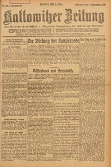 Kattowitzer Zeitung, 1923, Jg. 55, nr200