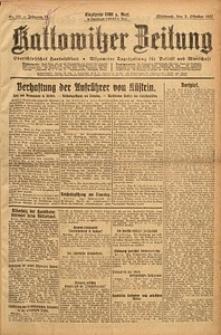 Kattowitzer Zeitung, 1923, Jg. 55, nr224